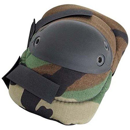 AltaFLEX Ellenbogenschoner Pad AltaGrip Befestigung Flexible Kappe rund, ROUND, Woodlang/Camouflage, 1