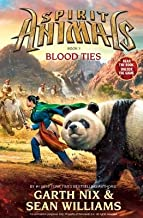 Blood Ties[SPIRIT ANIMALS #03 BLOOD TIES][Library Binding]