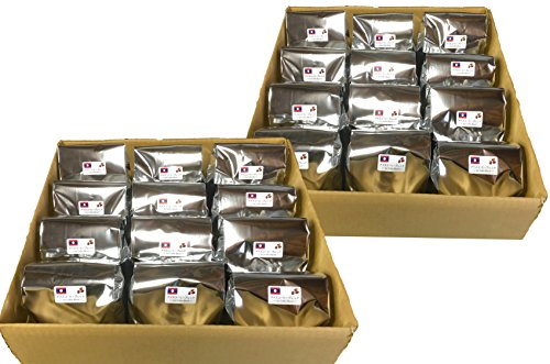 【まとめ買い】アイスコーヒー ラオスブレンド(粉) 500g×24袋【計12Kg】【藤田珈琲 コーヒー豆】