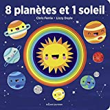 8 planètes et 1 soleil