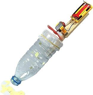 مكنسة كهربائية صغيرة ذاتية الصنع تجارب علمية، لعبة تجميع تعليمية مبكر للأطفال