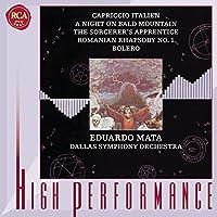 Tchaikovsky: Capriccio Italien / Mussorgsky: A Night on Bald Mountain / Dukas: The Sorcerer's Apprentice / Enescu: Romanian Rhapsody / Ravel: Bolero (2006-07-29)