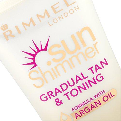Sunshimmer Gradual Tan and Toning Lotion