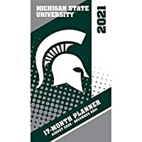 ターナースポーツ ミシガン州立スパルタンズ 2020-21 17ヶ月プランナー (21998890526)
