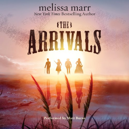 The Arrivals Titelbild