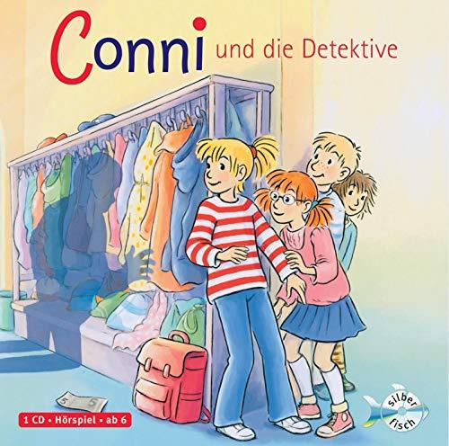 Conni und die Detektive (Meine Freundin Conni - ab 6 18): 1 CD