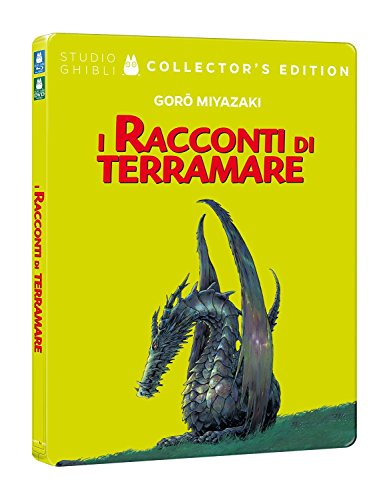 I Racconti Di Terramare (Box Steelbook Br+Dvd)