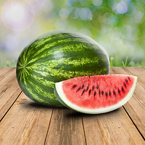 Wassermelon Klondike 25 x Samen - 100% Natursamen, Superfruchtig und Herrlich Erfrischend