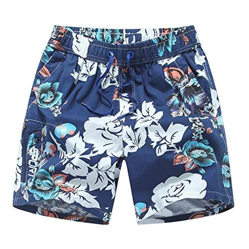 Momoxi Herren Sport Casual Shorts Navy L Navy 3XL Badeanzug bademode Sporthose Swimsuits Badehose Bikini Damen Badeanzug Damen Badehose Herren Borat Anzug bademode Damen Sporthose
