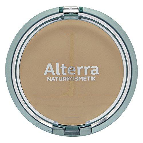 Alterra Camouflage Make-up 9 g Farbe 02: Light, mit Bio-Granatapfelextrakt, deckt Unreinheiten, Pigmentflecken, Narben & rote Äderchen zuverlässig ab, zertifizierte Naturkosmetik