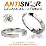 Antisnor - La bague anti-ronflement d'acupression - 3 tailles (S-M-L)