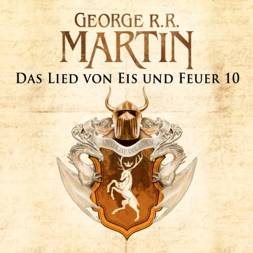 Game of Thrones - Das Lied von Eis und Feuer 10 audiobook cover art