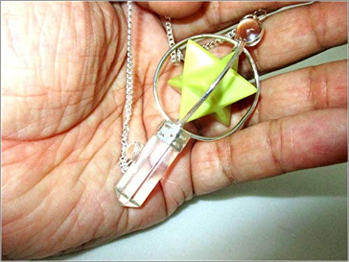 Serpentine Cone Pendulum Free Booklet Crystal Therapy Purification Desires Vastu Self Awareness Honesty Mood Swings Image is JUST A Reference.