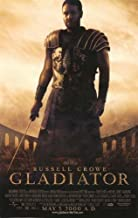 Super Posters Gladiator 11x17 INCH Promo Movie Poster