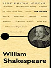 William Shakespeare: The Pocket Essential Guide