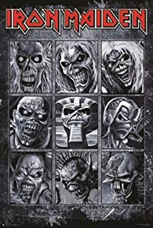 Best iron maiden artwork artist Reviews