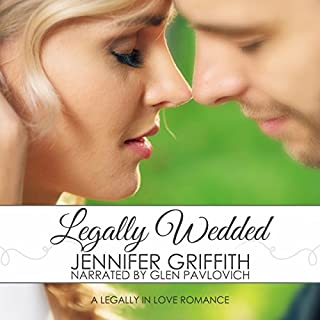 Legally Wedded: A Marriage of Convenience Romance  cover art