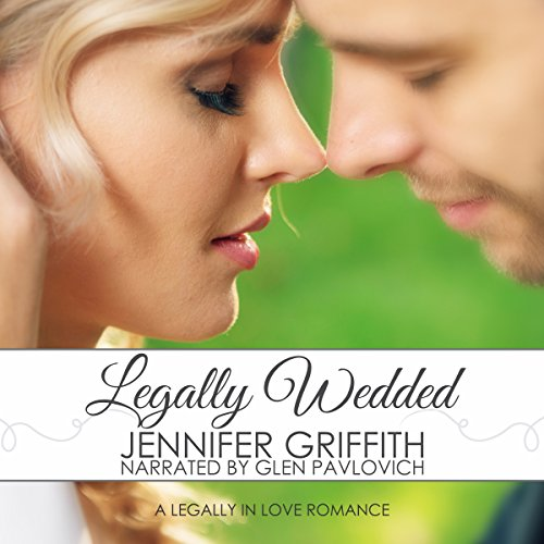 Legally Wedded: A Marriage of Convenience Romance  audiobook cover art