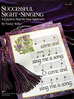 Successful Sight Singing Book1 Teacher's Edition