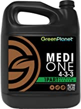 Green Planet Nutrients - MEDI-ONE (1 Liter) One Part, Start to Finish, All Natural Organic Garden Nutrient
