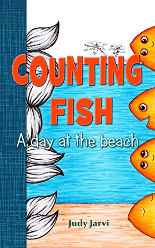 Counting Fish: A day at the beach (English Edition)