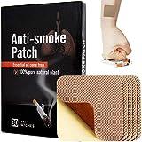Los parches de nicotina, saludable y eficaz anti-fumadores Parches refinado a...