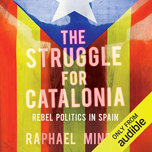 The Struggle for Catalonia cover art
