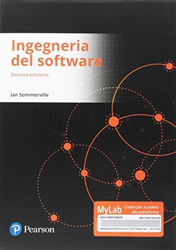 Ingegneria del software. Ediz. mylab. Con eText. Con aggiornamento online