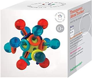 Manhattan Toy Transparent Atom Teether (Boxed)