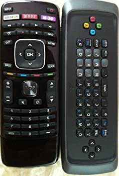New Smart TV QWERTY Dual Side Keyboard Remote Control for XVT323SV XVT373SV XVT423SV XVT473SV XVT553SV -This is Original Remote do not Need Any Program only Put into Battery can Work