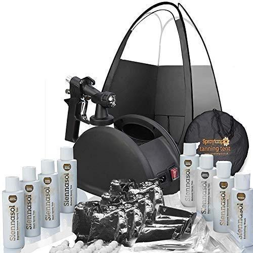 Rapidtanpro Spray Tan Machine With Tent