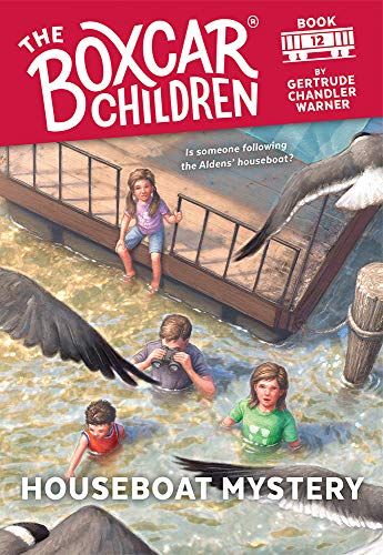 Houseboat Mystery (12) (The Boxcar Children Mysteries)