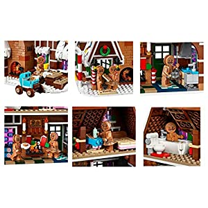 Amazon.co.jp - レゴ クリエイターエキスパート ジンジャーブレッドハウス 10267