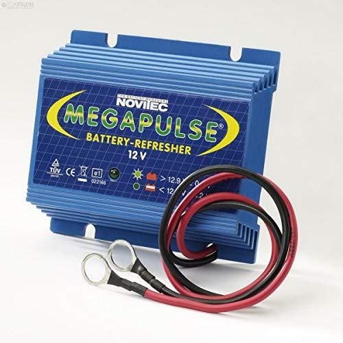 Megapulse - 12 V Batteriepulser Batterierefresher