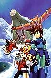 PrimePoster - Mega Man Legends 2 Poster Glossy Finish Made in USA Megaman Rockman - YEXT826 (16' x 24' (41cm x 61cm))