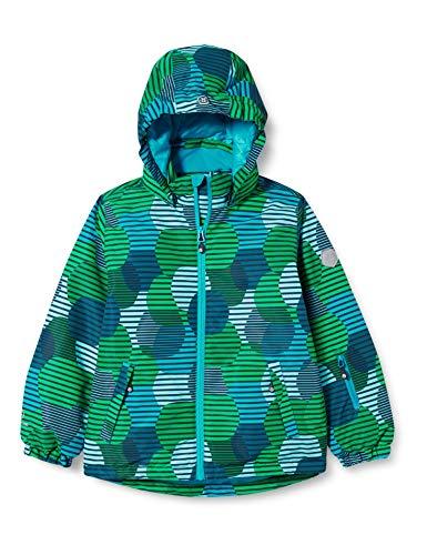 Color Kids Ski Jacket Traje para Nieve, Sailor Blue, 140 para Niños