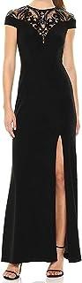 Women's Sequin Jersey Dress
