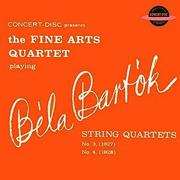 String Quartets No. 3 & No. 4