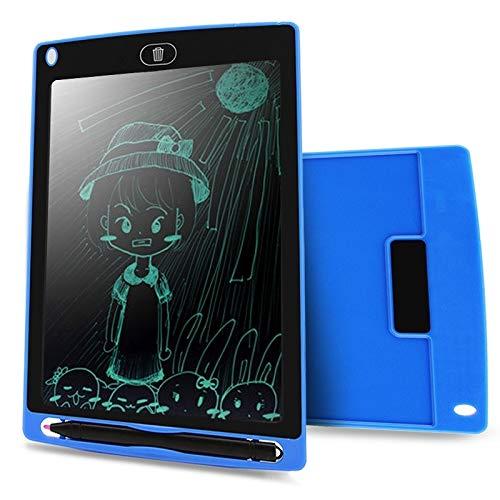 Tekening Tablet 8.5 Inch LCD Schrijven Tablet Groot Scherm, Elektronische Digitale Tekening Board Doodle Pad voor Office School Thuis (Kleur : Blauw)