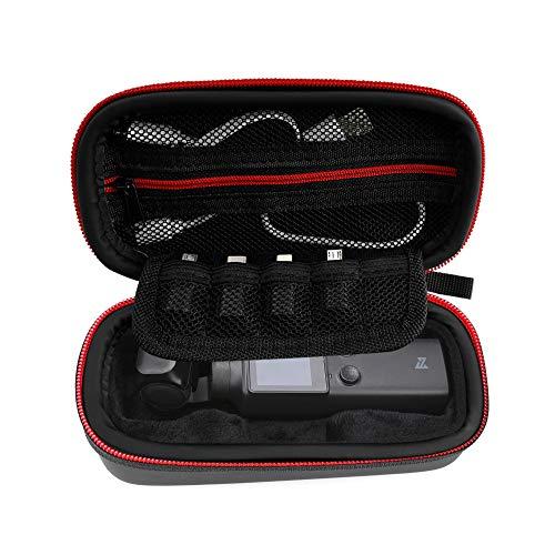 Mini Tragetasche für Xiaomi FIMI Palm 3 Axis, Tasche Schützend Carrying case Wasserdicht Reisetasche Aufbewahrungsbox Hard Case Kompatibel mit Xiaomi FIMI Palm 3 Axis Kamera