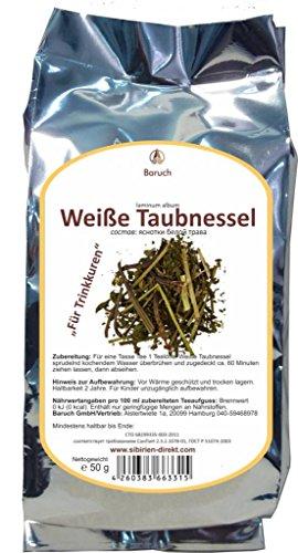 Weiße Taubnessel - (Lamium album) - 50g