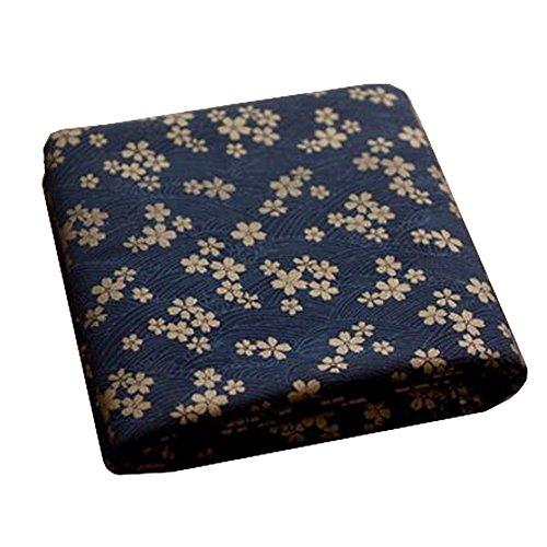 Black Temptation Japanische handgemachte Stoffe -DIY Geschenke Tasche/Kimono/Kissenbezüge-A18