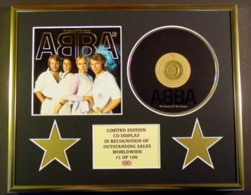 Abba/Cd Display Limited Edition/Der Name des Spiels
