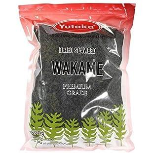 Premium Grade Wakame 500g:Kumagai-yutaka