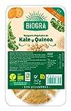 Biográ Hamburguesa Vegetal con Legumbres, Kale y Quinoa sin Soja y sin Trigo, 160g (Refrigerada)