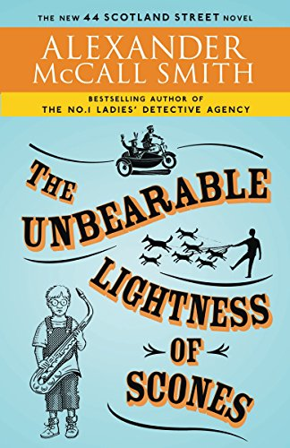 Image of The Unbearable Lightness of Scones: 44 Scotland Street Series (5)