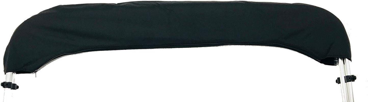 Tela di Poliestere Canvas 600D. Carvid Marine Sostituzione della Copertura per Il Bimini Top con Cerniera