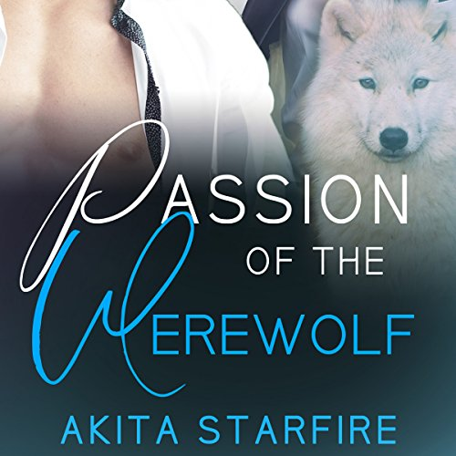 Passion of the Werewolf audiobook cover art