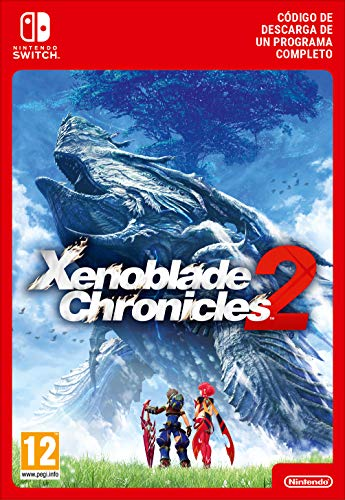 Xenoblade Chronicles 2 [Switch - Download Code]