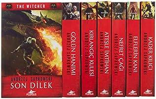 The Witcher Serisi Kutulu - 7 Kitap Takım